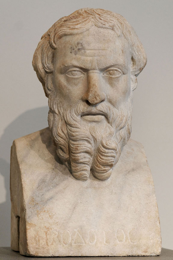herodotus-statue